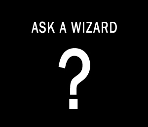 Ask A Wizard
