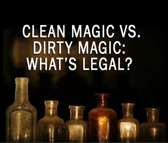 Clean vs