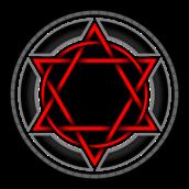 hexagram-star-md